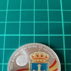 Monedas de Felipe VI: ESPAÑA 2013 30 EUROS PLATA ASTURIAS ESCUDO FELIPE VI Y LEONOR 2018 NUMISMÁTICA COLISEVM FILATELIA. Lote 254369155