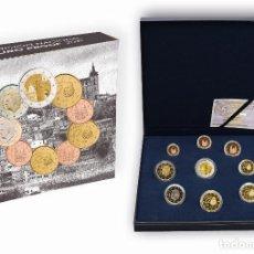 Monedas de Felipe VI: ESPAÑA SET OFICIAL EUROS PROOF 2021 CIUDAD HISTORICA DE TOLEDO. Lote 255357355