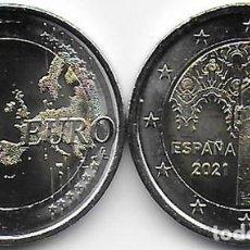 Monedas de Felipe VI: ESPAÑA 2 EUROS 2021 TOLEDO SC. Lote 261322870