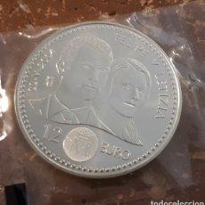 Monedas de Felipe VI: MONEDA 12 EUROS PLATA DE 2004. Lote 269699008