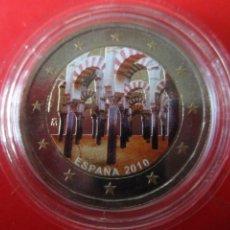 Monedas de Felipe VI: ESPAÑA. 2 EUROS CONMEMORATIVOS ESMALTADOS 2010. CORDOBA. Lote 269713593