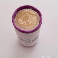 Monedas de Felipe VI: ROLLO DE 2€ CONMEMORATIVA 2015 CUEVA DE ALTAMIRA. Lote 270656893