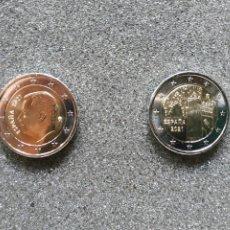 Monedas de Felipe VI: MONEDAS DE 2 EUROS 2021 FELIPE VI. ANUAL Y CONMEMORATIVA.. Lote 275760298