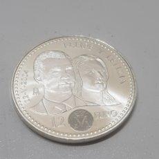 Monedas de Felipe VI: MONEDA DE PLATA 12 EUROS 2004. Lote 276249643