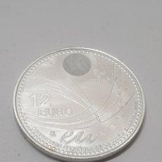 Monedas de Felipe VI: MONEDA DE PLATA 12 EUROS 2010. Lote 276249823