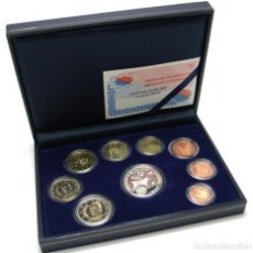 Monedas de Felipe VI: ESPAÑA 2002 : ESTUCHE COMPLETO DEL EURO AÑO 2002 CALIDAD PROOF. Lote 276929553