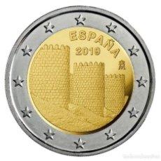 """Monedas de Felipe VI: MONEDA 2€ CONMEMORATIVA 2019 """"AVILA"""" SC. Lote 276971233"""