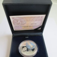 Monedas de Felipe VI: ESPAÑA * 10 € 2019 * 50 ANIVERSARIO LLEGADA A LA LUNA * PLATA. Lote 294093683