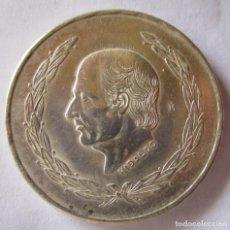 Monedas de Felipe VI: MEXICO. CINCO PESOS DE PLATA MUY ANTIGUOS . AÑO 1953 . HIDALGO. PIEZA SUPER BONITA. Lote 295903328