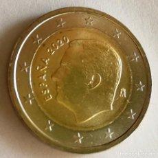 Monedas de Felipe VI: MONEDA DE 2 EUROS ESPAÑA 2020 FELIPE VI. Lote 296682578
