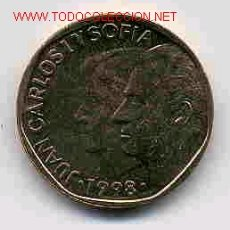 Monedas FNMT: MONEDA 500 PESETAS 1998 SIN CIRCULAR ,RB. Lote 24542478