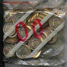 Monedas FNMT: BOLSA 100 PESETAS 2000 F.N.M.T. OFICIAL, 50 MONEDAS. Lote 27473655