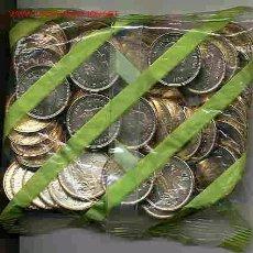Monedas FNMT: BOLSA DE 100 MONEDAS DE 100 PESETAS 2001 FNMT OFICIAL. Lote 22958932