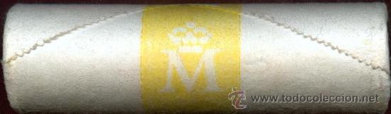 Monedas FNMT: CARTUCHO ORIGINAL DE LA F.N.M.T. 25 MONEDAS DE 200 PESETAS 1986 TODAS SIN CIRCULAR Y PERFECTAS - Foto 2 - 27588899