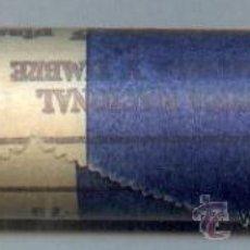 Monedas FNMT: CARTUCHO ORIGINAL DE LA F.N.M.T. MONEDAS DE 5 PESETAS AÑO 1975*79. Lote 26651044