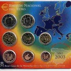 Monedas FNMT: CARTERA SET OFICIAL MONEDAS 2003 EUROS ORIGINALES FNMT ORIGINAL ,RB. Lote 232746285