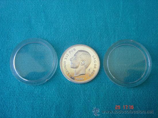 Monedas FNMT: VISTA OTRA CARA Y COMPARATIVA DIMENSIONES - Foto 3 - 26852471