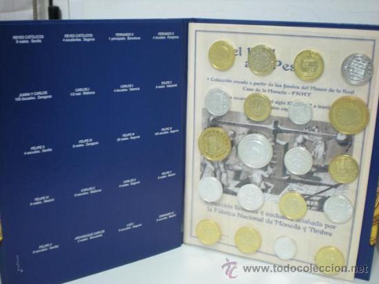 Monedas FNMT: DEL REAL A LA PESETA - Foto 2 - 22423288