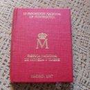 Monedas FNMT: 2 EXPOSICION NACIONAL DE NUMISMATICA 1987, GASTOS DE ENVIO INCLUIDOS. Lote 27286468