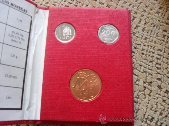 Monedas FNMT: 2 EXPOSICION NACIONAL DE NUMISMATICA 1987, gastos de envio incluidos - Foto 2 - 27286468
