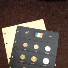 Monedas FNMT: SERIE EUROS IRLANDA 2002. Lote 26181238