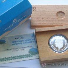 Monedas FNMT: 1000 PESETAS PLATA EXPO 98 1998 COMPLETO. Lote 28485752