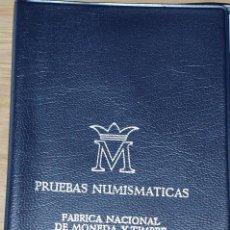 Monedas FNMT: ESTUCHE DE PRUEBAS. Lote 30004418