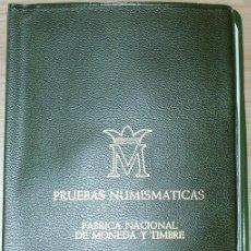 Monedas FNMT: ESTUCHE DE PRUEBAS. Lote 30004462