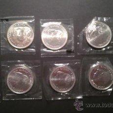Monedas FNMT: COLECCIÓN COMPLETA DE LAS 10 MONEDAS DE 12 EUROS € PLATA EMITIDAS POR FNMT. Lote 30913299