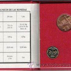 Monedas FNMT: EXT *** CARTERA III EXPOSICION NACIONAL NUMISMATICA MADRID E-87 ***. Lote 34408599