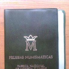 Monedas FNMT: CARTERA OFICIAL JUAN CARLOS I. 1977. ESPAÑA. PROOF. 3 VALORES EN PRUEBA. . Lote 34494519