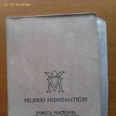 Monedas FNMT: CARTERA OFICIAL JUAN CARLOS I. 1976. ESPAÑA. PROOF. 6 VALORES EN PRUEBA. . Lote 34494763