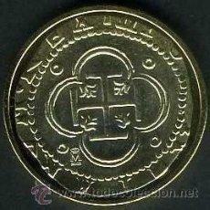 Monedas FNMT: 4 ESCUDOS ORO SIN FECHA DE FELIPE II SC PROOF LEER DENTRO DESCRIPCION - Nº7. Lote 130097479