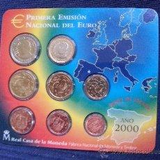 Monedas FNMT: CARTERA FNMT 2000 EUROS. Lote 27132912