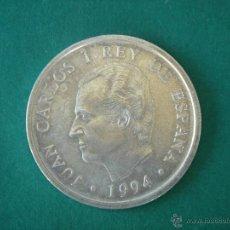 Monedas FNMT: 2000 PESETAS DE 1994 EN PLATA JUAN CARLOS I. ASAMBLEA FMI MADRID. MBC+. Lote 39796641
