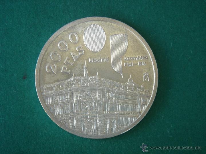 Monedas FNMT: OTRA CARA DE LA MONEDA - Foto 2 - 39796641