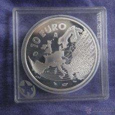 Monedas FNMT: AMPLIACIÓN A LA UNION EUROPEA, 10 EUROS. Lote 41980698