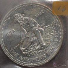Monedas FNMT: MONEDA PURA DE PLATA DE 999, DE UNA ONZA TROY.MODELO AMERICAN PROSPECTOR. Lote 121196432