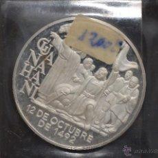 Monedas FNMT: MONEDA PURA DE PLATA DE 999, DE UNA ONZA TROY.MODELO CUANAHANI. Lote 42767146