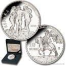 Monedas FNMT: ESPAÑA 10 EURO PLATA 2014 RUBENS PROOF SERIE TESOROS MUSEOS ESPAÑOLES 8 REALES *NUMISBUR*. Lote 160144432