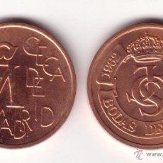 Monedas FNMT: ESPAÑA: MEDALLA BODAS DE PLATA REYES DE ESPAÑA 1962-1987 CECA DE MADRID **NUMISBUR**. Lote 202524795