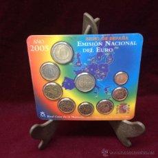 Monedas FNMT: CARTERA OFICIAL FNMT 2005 -EUROS-. Lote 46579184
