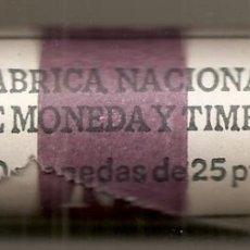 Monedas FNMT: CARTUCHO FNMT DE 40 MONEDAS DE 25 PESETAS DE 1983. SC. Lote 48307437