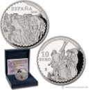 Monedas FNMT: ESPAÑA 10 EURO PLATA 2015 RUBENS PROOF SERIE TESOROS MUSEOS ESPAÑOLES 8 REALES *NUMISBUR*. Lote 160144398