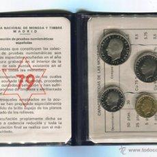 Monedas FNMT: PRUEBAS NUMISMATICAS AÑO 1979 (1975 *79) S/C. Lote 51574839