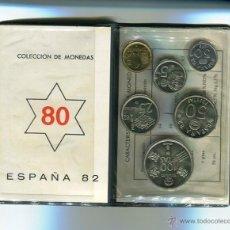 Monedas FNMT: SERIE NUMISMATICA CARTERA MUNDIAL-82 (1980 *80) S/C). Lote 51603990