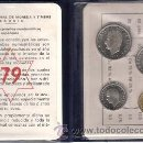 Monedas FNMT: CARTERA OFICIAL FNMT 1979 PRUEBAS NUMISMATICAS. Lote 160490088