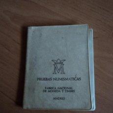 Monedas FNMT: CARTERA PRUEBA NUMISMÁTICA MADRID 76. Lote 68683962