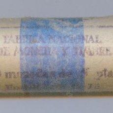 Monedas FNMT: CARTUCHO ORIGINAL DE LA F.N.M.T. MONEDAS DE 5 PESETAS AÑO 1975*76. Lote 56044701