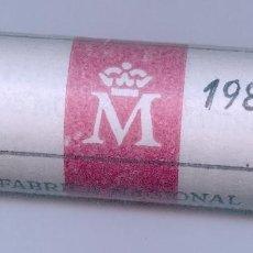 Monedas FNMT: CARTUCHO ORIGINAL DE LA F.N.M.T. 40 MONEDAS DE 25 PESETAS AÑO 1983. Lote 56508898